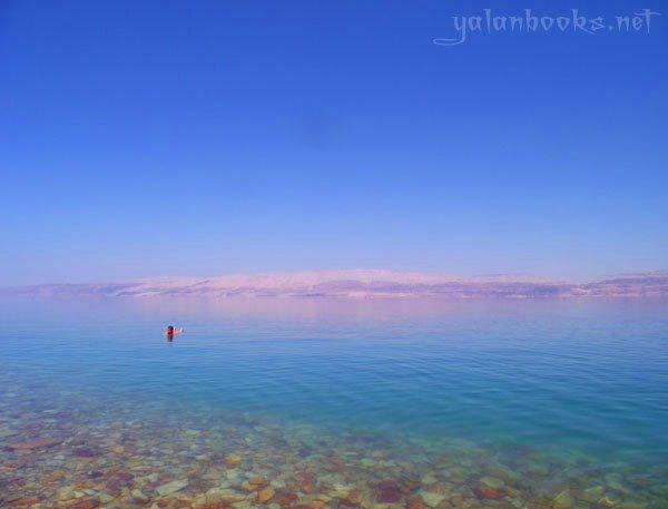 the Dead Sea View Photography Romanticism 死海 風光攝影 浪漫主義 Yalan雅嵐 黑攝會